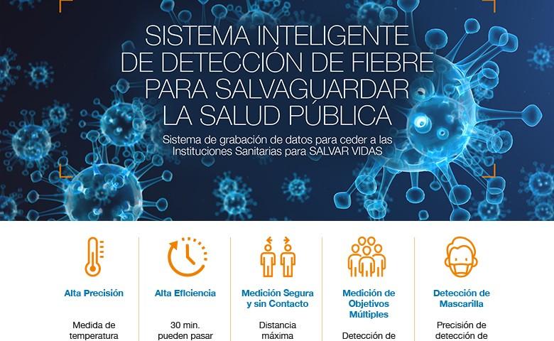Sistema inteligente detección de fiebre