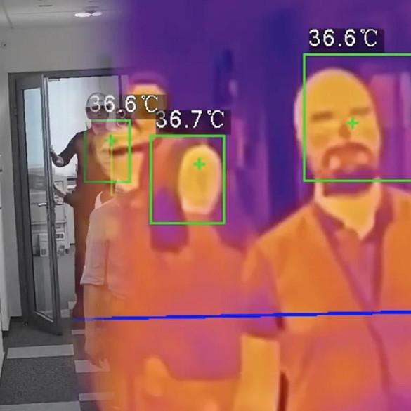 Sistema inteligente de detección de fiebre para salvaguardar la Salud Pública
